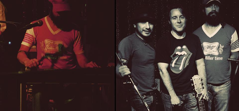 Me, Xavi, & John
